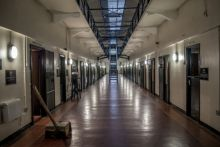 """""""When people think of prisons, we think of the sitcom Porridge – but it's not like that."""" (Picture credit: Nieuwland Photography / Shutterstock.com)"""