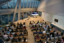 More than 100 people attended C+D's careers event in London earlier this month
