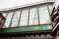 Network Rail: Service in Glasgow Central station closed due to unsafe discarding of needles