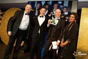 The Community Pharmacy Referral Service won the Health Initiative of the Year Award