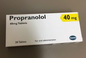 "Martin White (3062R) said propranolol was ""side by side"" with prednisolone on the dispensary shelf"