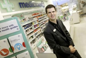 Richard Bradley: Some pharmacists are doing roles that fundamentally didn't exist five years ago