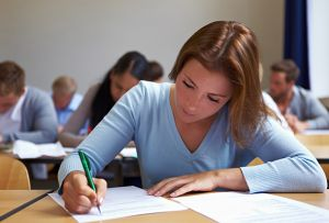 The petition's author claims the exam questions were misleading and ambiguous